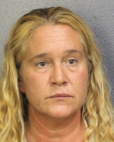 AMY RAE TROBAUGH Mugshot / South Florida Arrests / Broward County Florida Arrests