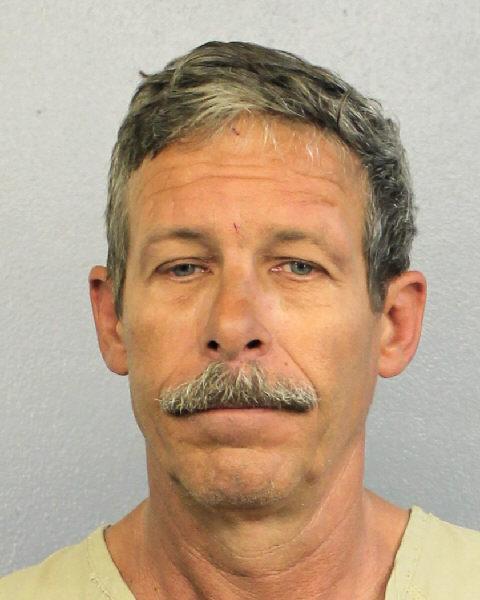 MICHAEL HART BRAY Mugshot / South Florida Arrests / Broward County Florida Arrests