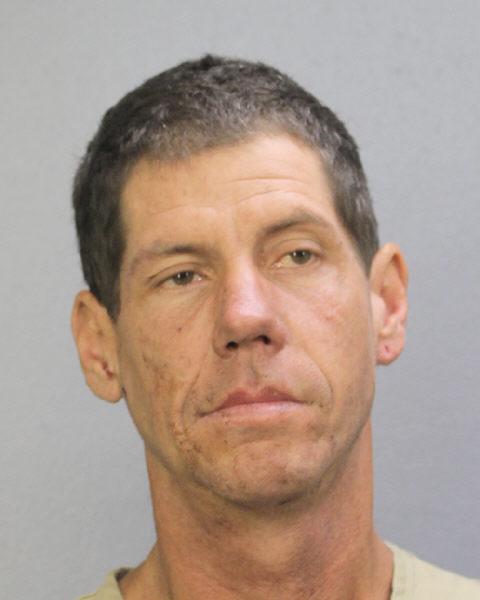 BRUCE HODGESON Mugshot / South Florida Arrests / Broward County Florida Arrests