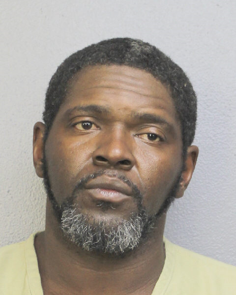 NATHANIEL CHEATOM Mugshot / South Florida Arrests / Broward County Florida Arrests