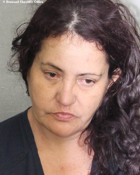 ELENA PEREZ CORRALES Mugshot / South Florida Arrests / Broward County Florida Arrests