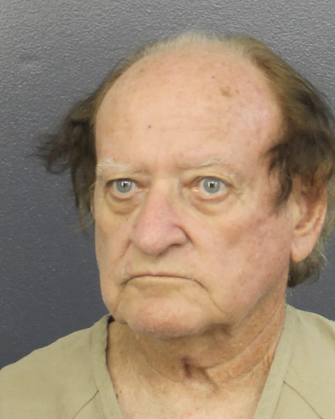 RICHARD  FRANKLIN ANGLIN Mugshot / South Florida Arrests / Broward County Florida Arrests