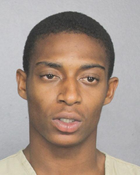 ANDRE WILLIAM HIGGS Mugshot / South Florida Arrests / Broward County Florida Arrests