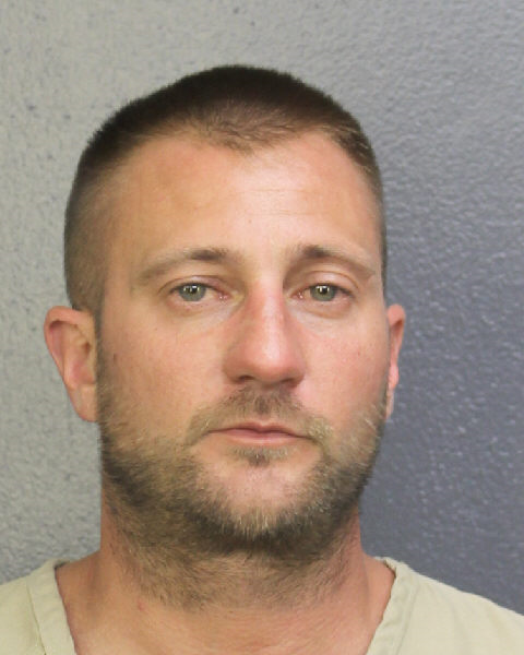 MICHAEL EDWARD FAUCETT Mugshot / South Florida Arrests / Broward County Florida Arrests
