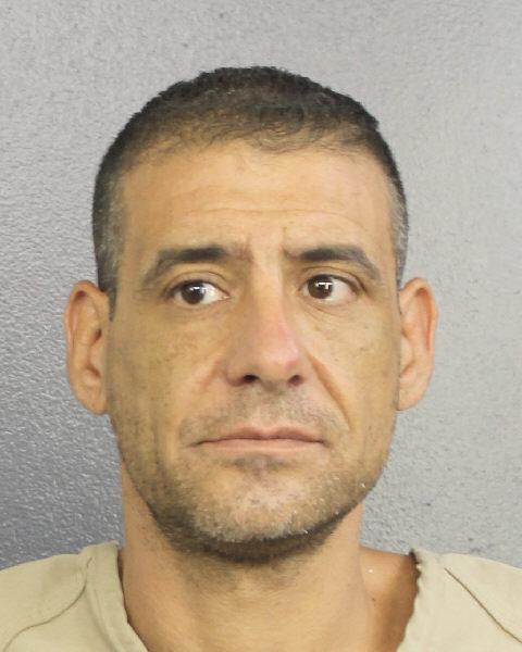 JOHN D RANAUDO Mugshot / South Florida Arrests / Broward County Florida Arrests