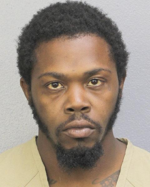 DERRICK PAUL FRANCOIS Mugshot / South Florida Arrests / Broward County Florida Arrests