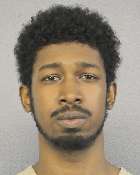 KOSH RAYEEM MYLAND Mugshot / South Florida Arrests / Broward County Florida Arrests