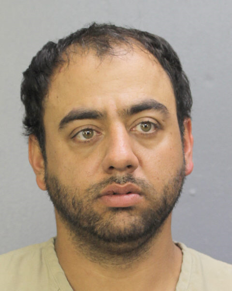 JOSE FERNANDO SERRANO Mugshot / South Florida Arrests / Broward County Florida Arrests
