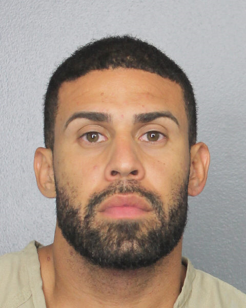 ISRAEL SANTOS Mugshot / South Florida Arrests / Broward County Florida Arrests