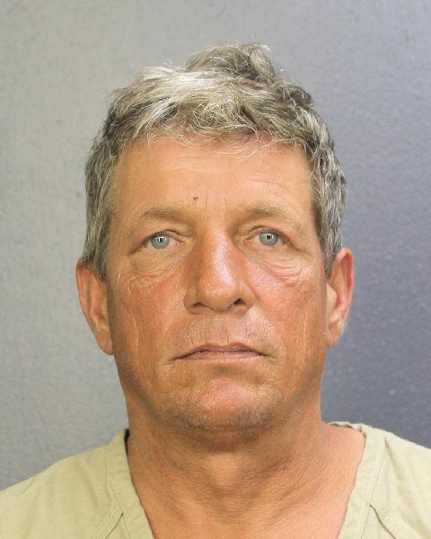 JOHN DOUGLAS LUNDY Mugshot / South Florida Arrests / Broward County Florida Arrests