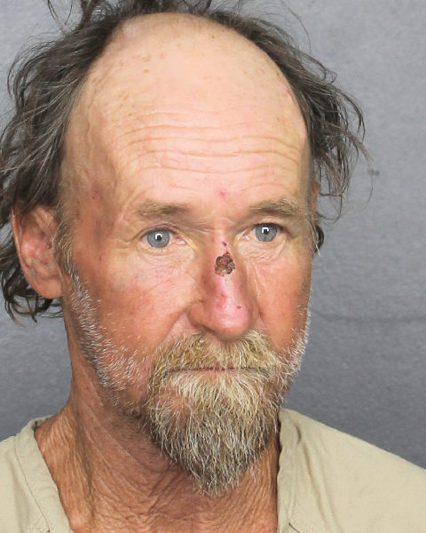 GENE EVERETT POLSTON Mugshot / South Florida Arrests / Broward County Florida Arrests