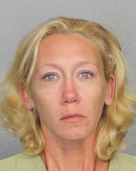 JENNIFER NICOLE MILTON Mugshot / South Florida Arrests / Broward County Florida Arrests