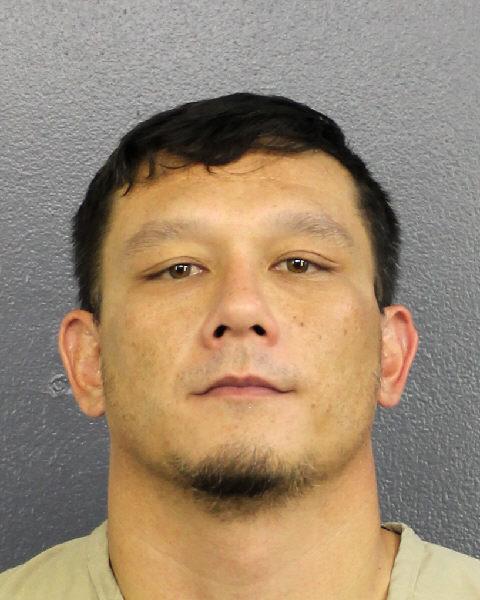 BRUCE DINH QUACH Mugshot / South Florida Arrests / Broward County Florida Arrests