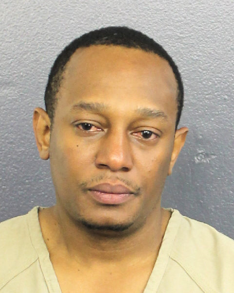 VLADIMYR JUNIOR SIMON Mugshot / South Florida Arrests / Broward County Florida Arrests