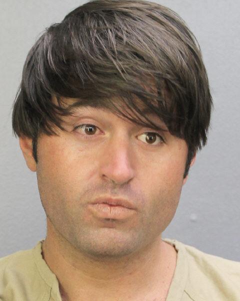 JAMES SANTOS WILKIE Mugshot / South Florida Arrests / Broward County Florida Arrests