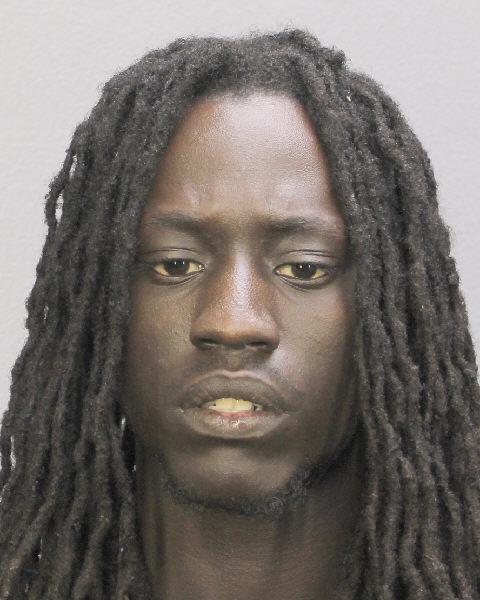 BRANDON EUGENE WIGGINS Mugshot / South Florida Arrests / Broward County Florida Arrests