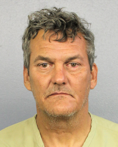 JEFFREY WILLIAM LYNCH Mugshot / South Florida Arrests / Broward County Florida Arrests