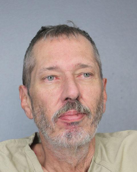 ROBERTO CRAVERO fotografia del sheriff oficial del condado de Broward