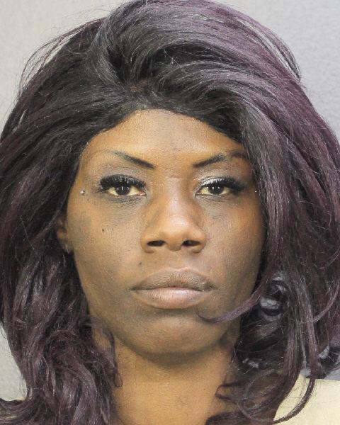 VALENCIA SHANNEL WELDON Mugshot / South Florida Arrests / Broward County Florida Arrests