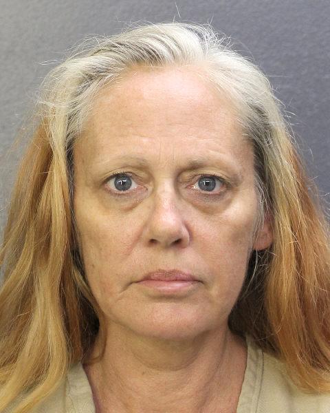 SHARON R STROBEL Mugshot / South Florida Arrests / Broward County Florida Arrests
