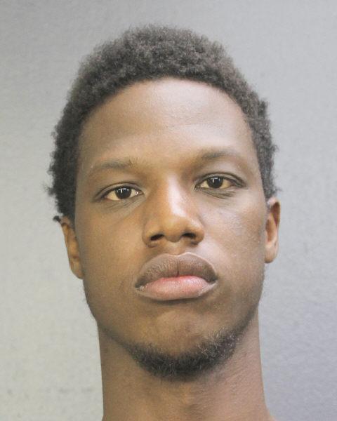 JESSIE EDWARD MOSELY Mugshot / South Florida Arrests / Broward County Florida Arrests