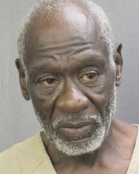 ARTHUR KENNEDY GATES Mugshot / South Florida Arrests / Broward County Florida Arrests