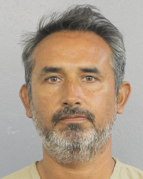 MAURICIO RODRIGUEZ Mugshot / South Florida Arrests / Broward County Florida Arrests