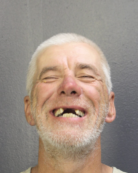 DANIEL R MERICO fotografia del sheriff oficial del condado de Broward