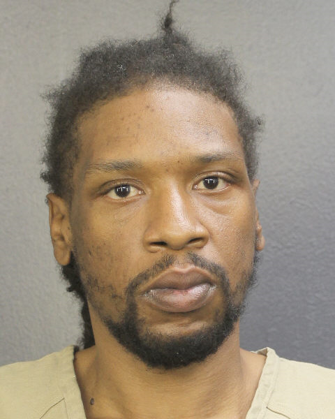 NIGEL YAPHET CAULEY Mugshot / South Florida Arrests / Broward County Florida Arrests