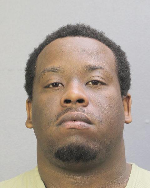 BERSHARD LANARD SMITH Mugshot / South Florida Arrests / Broward County Florida Arrests