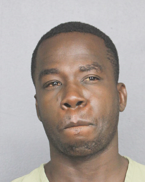 DEMETRICK RASHEED CLARKE Mugshot / South Florida Arrests / Broward County Florida Arrests