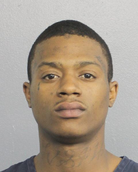 MARKEL JAKAR BROWN Mugshot / South Florida Arrests / Broward County Florida Arrests