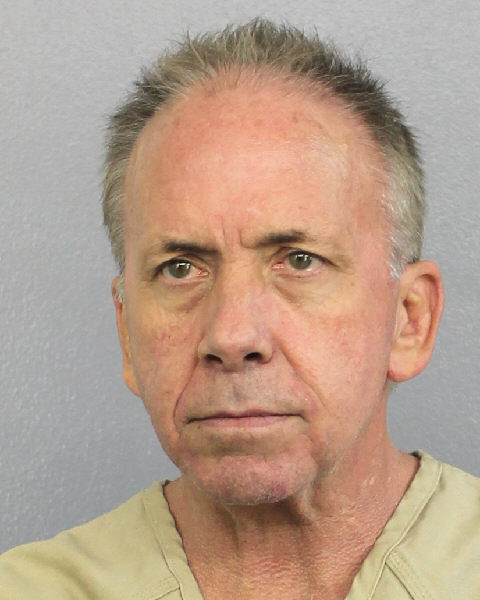 JAMES NEVIN MOORMAN Mugshot / South Florida Arrests / Broward County Florida Arrests