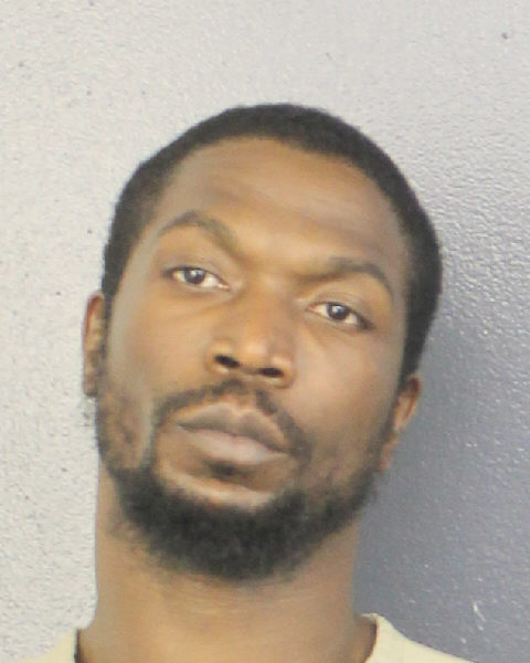 DARRELL RICE Mugshot / South Florida Arrests / Broward County Florida Arrests