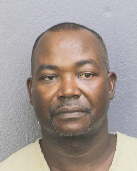 YONEL METAYER Mugshot / South Florida Arrests / Broward County Florida Arrests