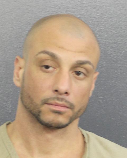 DAVID J BRAZELL Mugshot / South Florida Arrests / Broward County Florida Arrests