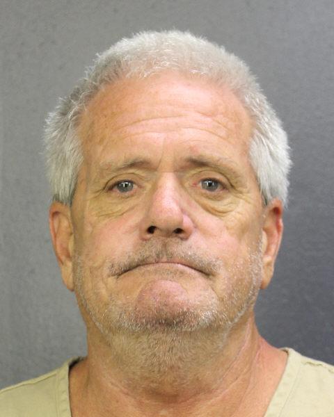 ROBERT MCGOWAN Mugshot / South Florida Arrests / Broward County Florida Arrests