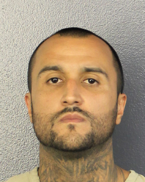 JAIME NARANJO Mugshot / South Florida Arrests / Broward County Florida Arrests