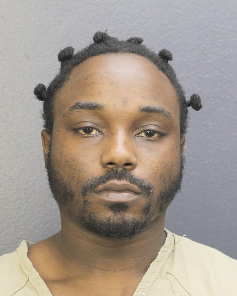 COURTNEY ALEXANDER POISSON Mugshot / South Florida Arrests / Broward County Florida Arrests