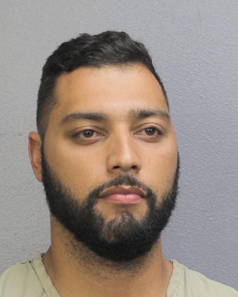 RICHARD R YEPES Mugshot / South Florida Arrests / Broward County Florida Arrests