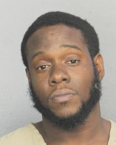 YURI ASHAN RICHARDS Mugshot / South Florida Arrests / Broward County Florida Arrests