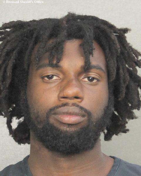 KENNETH BERNARD HAGGINS Mugshot / South Florida Arrests / Broward County Florida Arrests