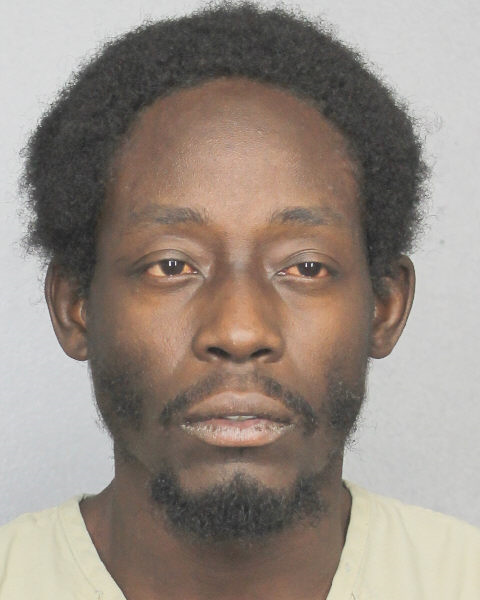 JERMAINE LYNCH Mugshot / South Florida Arrests / Broward County Florida Arrests
