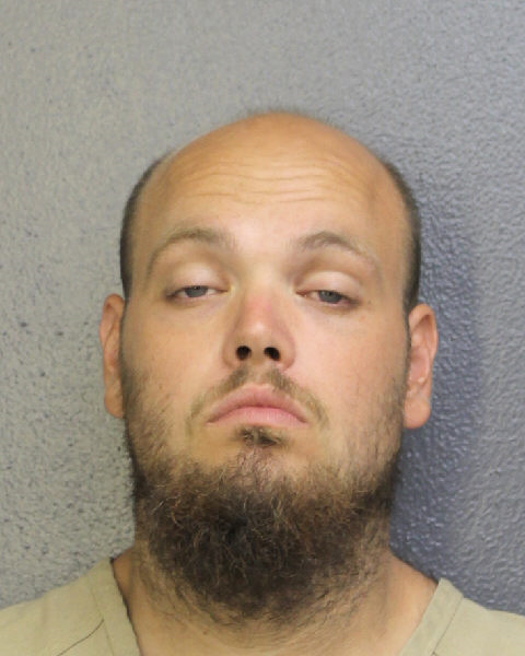 NATHAN LEE COLE Mugshot / South Florida Arrests / Broward County Florida Arrests