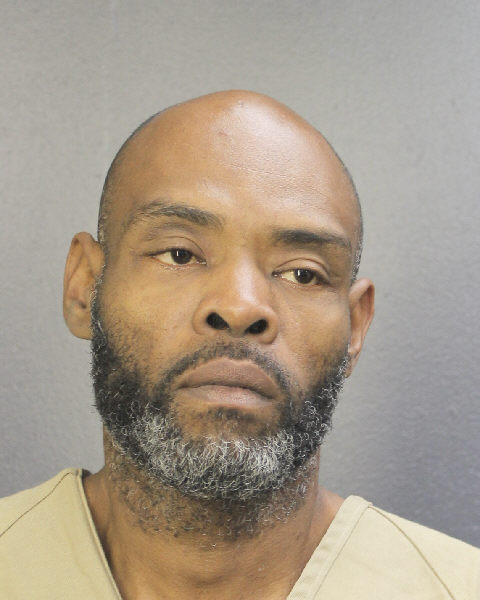 FLOYD JAMES BROWN Mugshot / South Florida Arrests / Broward County Florida Arrests