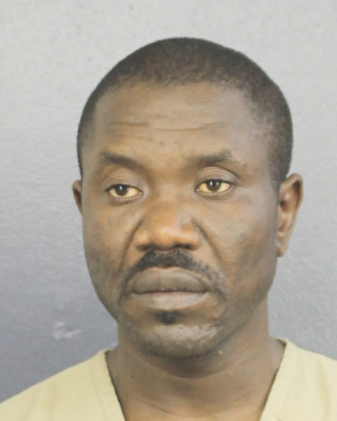 MUSSET JEAN Mugshot / South Florida Arrests / Broward County Florida Arrests
