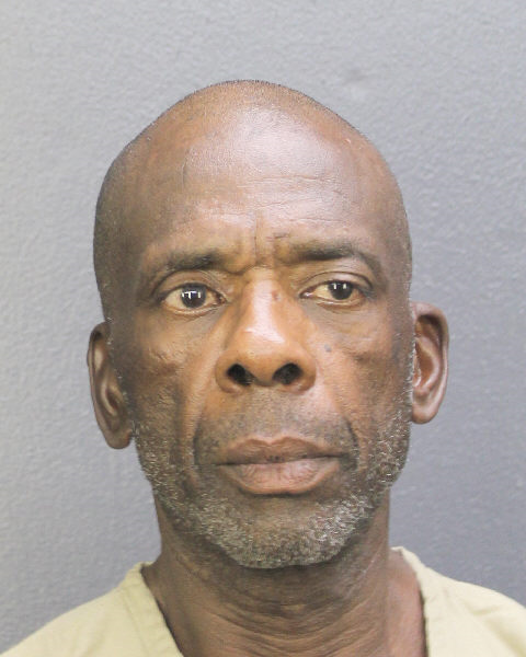 SAMUEL LEE MCDOWELL Mugshot / South Florida Arrests / Broward County Florida Arrests