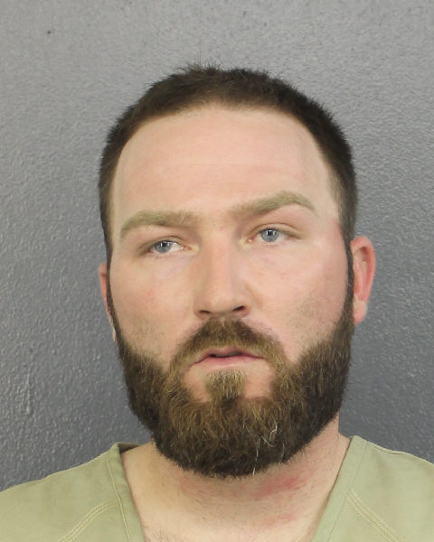 CHAD BRYANT Mugshot / South Florida Arrests / Broward County Florida Arrests