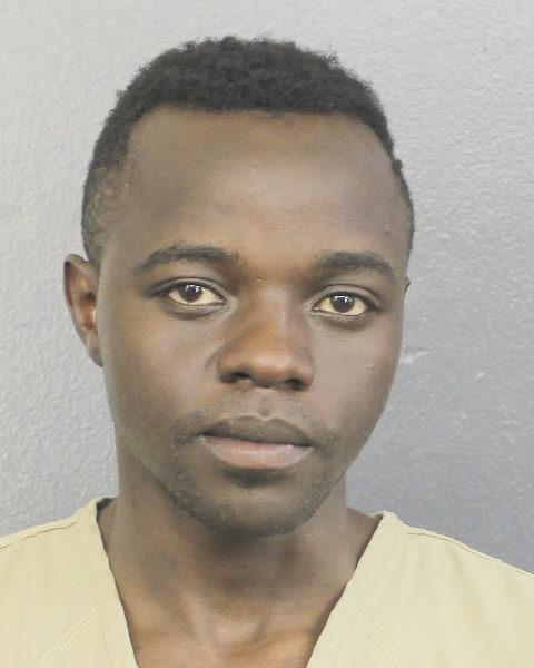 THEOPHILE KALENZI Mugshot / South Florida Arrests / Broward County Florida Arrests