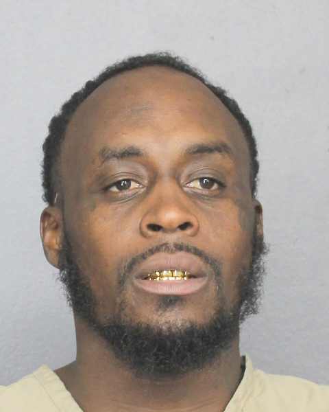KEITH LASHUN TAYLOR Mugshot / South Florida Arrests / Broward County Florida Arrests